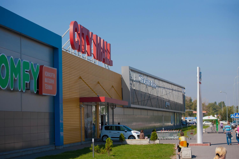 Запорожье - ТРК «CITY MALL» заполнен на 100% ⋆ UA-Retail.com 4056dd9b101