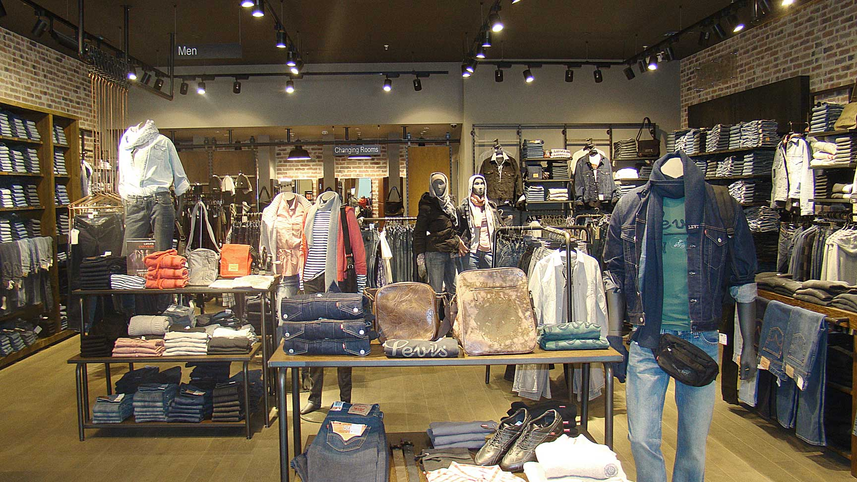 Магазин Модных Джинсов
