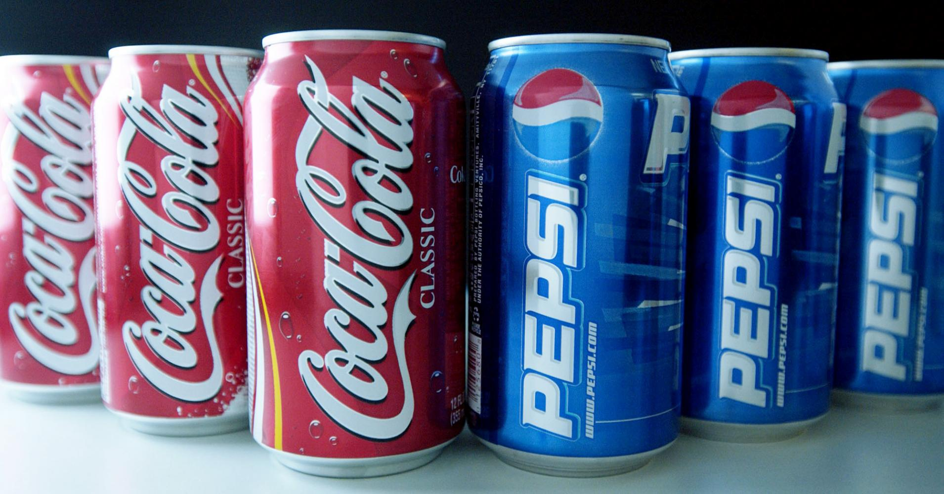 """pepsi cola vs cocacola the battle of bottles Coca-cola and pepsi have a common problem - the millennial coke-vs-pepsi foley added that coke was """"on to something"""" with its personalised cans and drinks and if both of the brands can adapt their respective cola."""