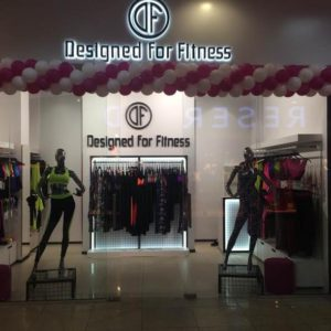 В харьковском ТРЦ «Караван» открылся магазин Designed for Fitness · Ритейл -дайджест 74d2ac4a982cb
